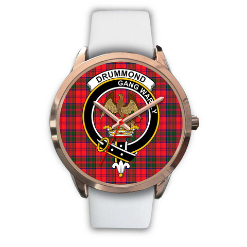 Drummond Modern, Black Metal Link Watch,  leather steel watch, tartan watch, tartan watches, clan watch, scotland watch, merry christmas, cyber Monday, halloween, black Friday