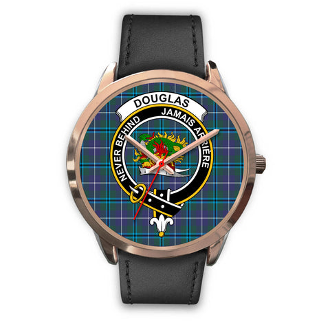 Douglas Modern, Black Metal Mesh Watch,  leather steel watch, tartan watch, tartan watches, clan watch, scotland watch, merry christmas, cyber Monday, halloween, black Friday