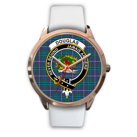 Douglas Modern, Black Metal Link Watch,  leather steel watch, tartan watch, tartan watches, clan watch, scotland watch, merry christmas, cyber Monday, halloween, black Friday
