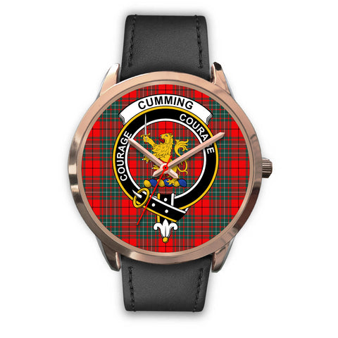Cumming Modern, Black Metal Mesh Watch,  leather steel watch, tartan watch, tartan watches, clan watch, scotland watch, merry christmas, cyber Monday, halloween, black Friday