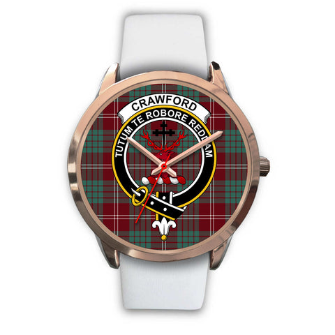 Crawford Modern, Black Metal Link Watch,  leather steel watch, tartan watch, tartan watches, clan watch, scotland watch, merry christmas, cyber Monday, halloween, black Friday