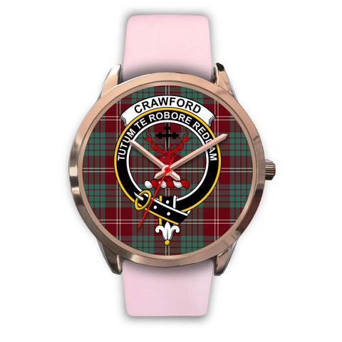 Image of Crawford Modern, Silver Metal Mesh Watch,  leather steel watch, tartan watch, tartan watches, clan watch, scotland watch, merry christmas, cyber Monday, halloween, black Friday