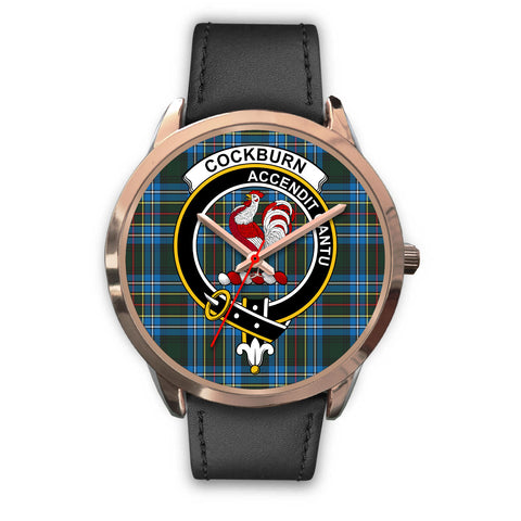 Cockburn Modern, Black Metal Mesh Watch,  leather steel watch, tartan watch, tartan watches, clan watch, scotland watch, merry christmas, cyber Monday, halloween, black Friday