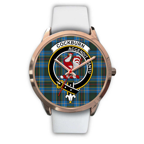 Cockburn Modern, Black Metal Link Watch,  leather steel watch, tartan watch, tartan watches, clan watch, scotland watch, merry christmas, cyber Monday, halloween, black Friday