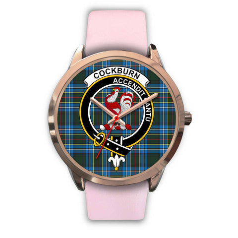 Image of Cockburn Modern, Silver Metal Mesh Watch,  leather steel watch, tartan watch, tartan watches, clan watch, scotland watch, merry christmas, cyber Monday, halloween, black Friday