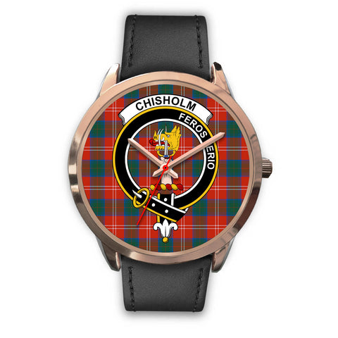 Chisholm Ancient, Black Metal Mesh Watch,  leather steel watch, tartan watch, tartan watches, clan watch, scotland watch, merry christmas, cyber Monday, halloween, black Friday