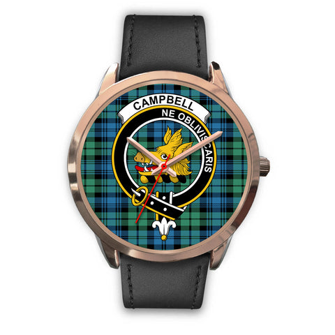 Campbell Ancient 01, Black Metal Mesh Watch,  leather steel watch, tartan watch, tartan watches, clan watch, scotland watch, merry christmas, cyber Monday, halloween, black Friday