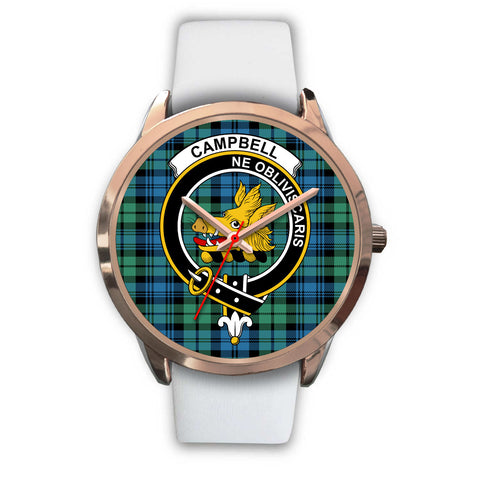 Campbell Ancient 01, Black Metal Link Watch,  leather steel watch, tartan watch, tartan watches, clan watch, scotland watch, merry christmas, cyber Monday, halloween, black Friday