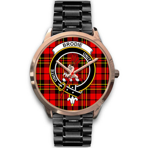 Brodie Modern, Rose Gold Metal Mesh Watch,  leather steel watch, tartan watch, tartan watches, clan watch, scotland watch, merry christmas, cyber Monday, halloween, black Friday