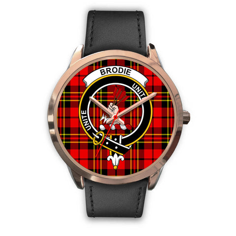 Brodie Modern, Black Metal Mesh Watch,  leather steel watch, tartan watch, tartan watches, clan watch, scotland watch, merry christmas, cyber Monday, halloween, black Friday