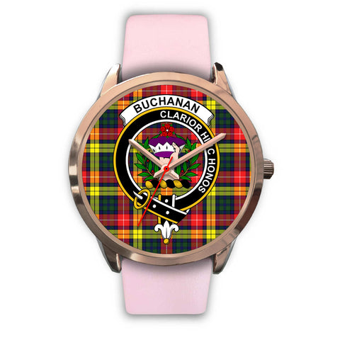 Image of Buchanan Modern, Silver Metal Mesh Watch,  leather steel watch, tartan watch, tartan watches, clan watch, scotland watch, merry christmas, cyber Monday, halloween, black Friday