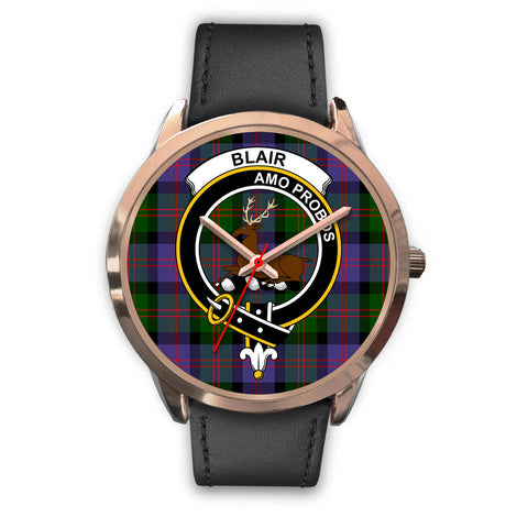 Blair Modern, Black Metal Mesh Watch,  leather steel watch, tartan watch, tartan watches, clan watch, scotland watch, merry christmas, cyber Monday, halloween, black Friday