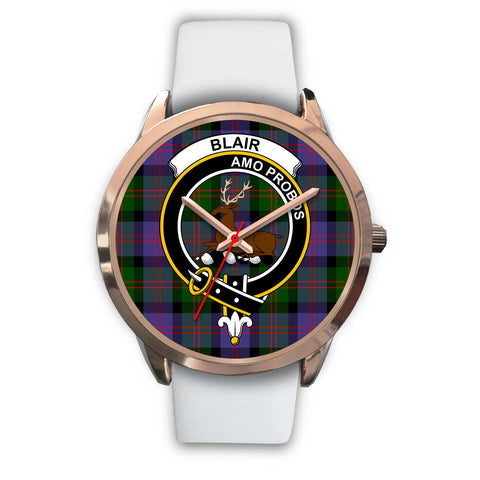 Blair Modern, Black Metal Link Watch,  leather steel watch, tartan watch, tartan watches, clan watch, scotland watch, merry christmas, cyber Monday, halloween, black Friday