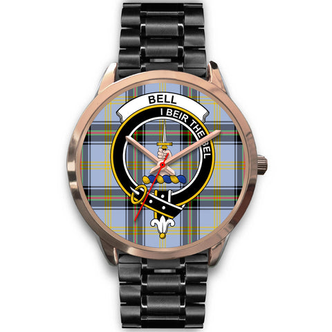Bell of the Borders, Rose Gold Metal Mesh Watch,  leather steel watch, tartan watch, tartan watches, clan watch, scotland watch, merry christmas, cyber Monday, halloween, black Friday