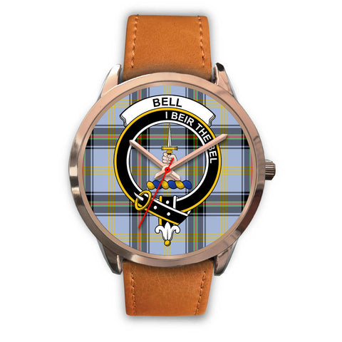 Bell of the Borders, Pink Leather Watch,  leather steel watch, tartan watch, tartan watches, clan watch, scotland watch, merry christmas, cyber Monday, halloween, black Friday