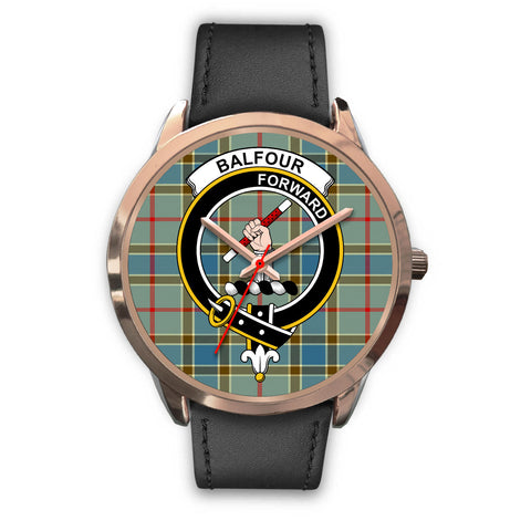 Image of Balfour Blue, Black Metal Mesh Watch,  leather steel watch, tartan watch, tartan watches, clan watch, scotland watch, merry christmas, cyber Monday, halloween, black Friday