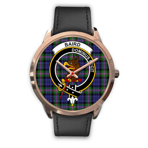Image of Baird Modern, Black Metal Mesh Watch,  leather steel watch, tartan watch, tartan watches, clan watch, scotland watch, merry christmas, cyber Monday, halloween, black Friday