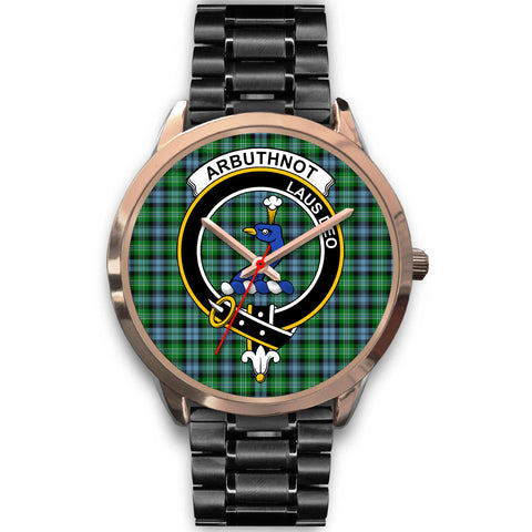 Arbuthnott, Rose Gold Metal Mesh Watch,  leather steel watch, tartan watch, tartan watches, clan watch, scotland watch, merry christmas, cyber Monday, halloween, black Friday