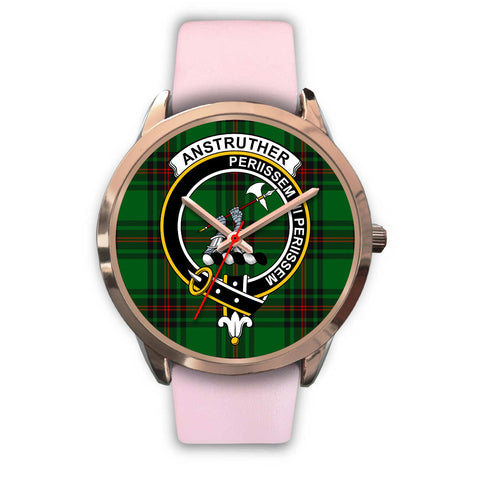 Anstruther, Silver Metal Mesh Watch,  leather steel watch, tartan watch, tartan watches, clan watch, scotland watch, merry christmas, cyber Monday, halloween, black Friday
