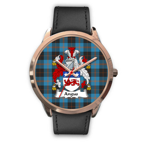 Angus Ancient, Black Metal Mesh Watch,  leather steel watch, tartan watch, tartan watches, clan watch, scotland watch, merry christmas, cyber Monday, halloween, black Friday