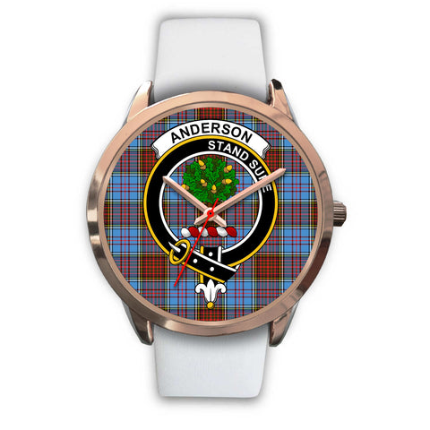 Anderson Modern, Black Metal Link Watch,  leather steel watch, tartan watch, tartan watches, clan watch, scotland watch, merry christmas, cyber Monday, halloween, black Friday