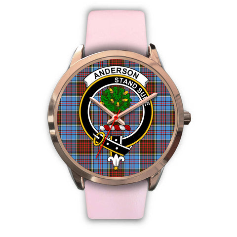 Anderson Modern, Silver Metal Mesh Watch,  leather steel watch, tartan watch, tartan watches, clan watch, scotland watch, merry christmas, cyber Monday, halloween, black Friday