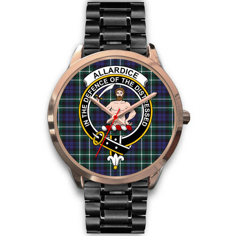 Allardice, Rose Gold Metal Mesh Watch,  leather steel watch, tartan watch, tartan watches, clan watch, scotland watch, merry christmas, cyber Monday, halloween, black Friday