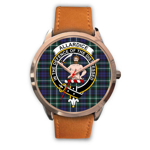 Allardice, Pink Leather Watch,  leather steel watch, tartan watch, tartan watches, clan watch, scotland watch, merry christmas, cyber Monday, halloween, black Friday