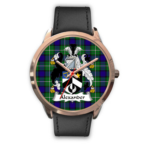 Alexander, Black Metal Mesh Watch,  leather steel watch, tartan watch, tartan watches, clan watch, scotland watch, merry christmas, cyber Monday, halloween, black Friday