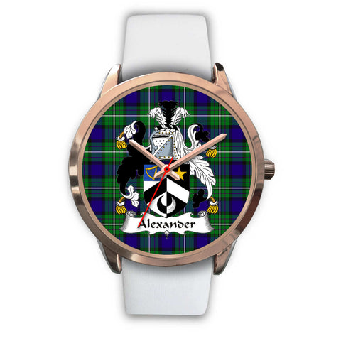 Alexander, Black Metal Link Watch,  leather steel watch, tartan watch, tartan watches, clan watch, scotland watch, merry christmas, cyber Monday, halloween, black Friday