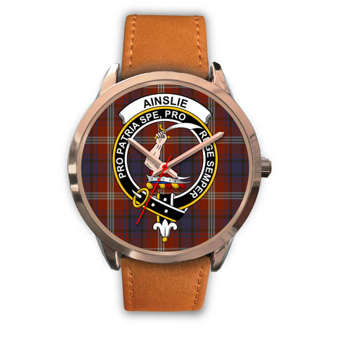 Ainslie, Pink Leather Watch,  leather steel watch, tartan watch, tartan watches, clan watch, scotland watch, merry christmas, cyber Monday, halloween, black Friday