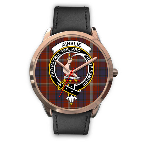 Ainslie, Black Metal Mesh Watch,  leather steel watch, tartan watch, tartan watches, clan watch, scotland watch, merry christmas, cyber Monday, halloween, black Friday