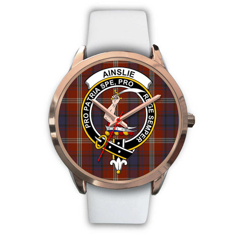 Ainslie, Black Metal Link Watch,  leather steel watch, tartan watch, tartan watches, clan watch, scotland watch, merry christmas, cyber Monday, halloween, black Friday