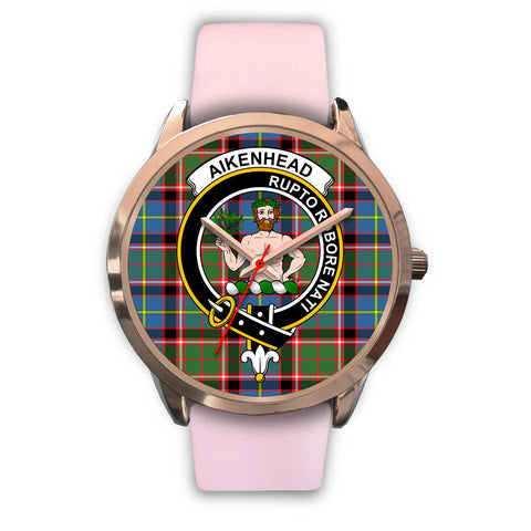 Aikenhead, Silver Metal Mesh Watch,  leather steel watch, tartan watch, tartan watches, clan watch, scotland watch, merry christmas, cyber Monday, halloween, black Friday
