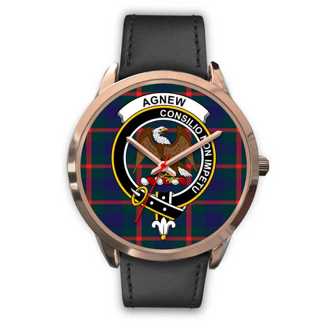 Agnew Modern, Black Metal Mesh Watch,  leather steel watch, tartan watch, tartan watches, clan watch, scotland watch, merry christmas, cyber Monday, halloween, black Friday