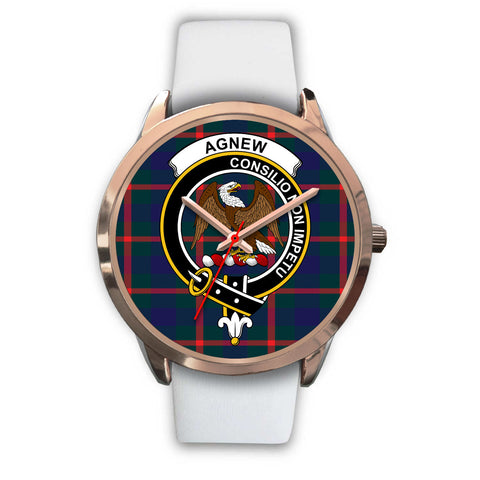 Agnew Modern, Black Metal Link Watch,  leather steel watch, tartan watch, tartan watches, clan watch, scotland watch, merry christmas, cyber Monday, halloween, black Friday