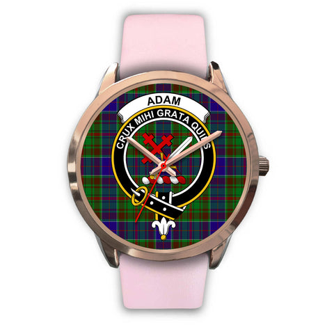 Adam, Silver Metal Mesh Watch,  leather steel watch, tartan watch, tartan watches, clan watch, scotland watch, merry christmas, cyber Monday, halloween, black Friday
