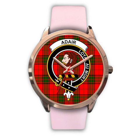 Adair, Silver Metal Mesh Watch,  leather steel watch, tartan watch, tartan watches, clan watch, scotland watch, merry christmas, cyber Monday, halloween, black Friday