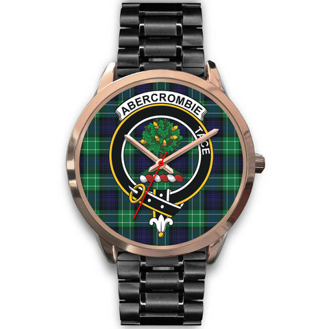 Abercrombie, Rose Gold Metal Mesh Watch,  leather steel watch, tartan watch, tartan watches, clan watch, scotland watch, merry christmas, cyber Monday, halloween, black Friday