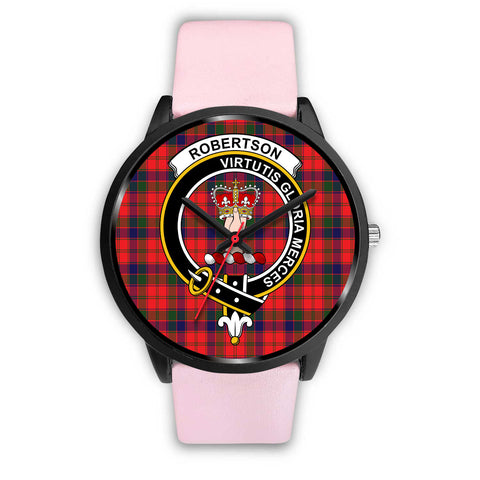 Robertson Modern Clan Badge Tartan Black Watch