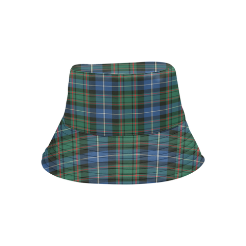 Image of Macrae Hunting Ancient Tartan Bucket Hat for Women and Men