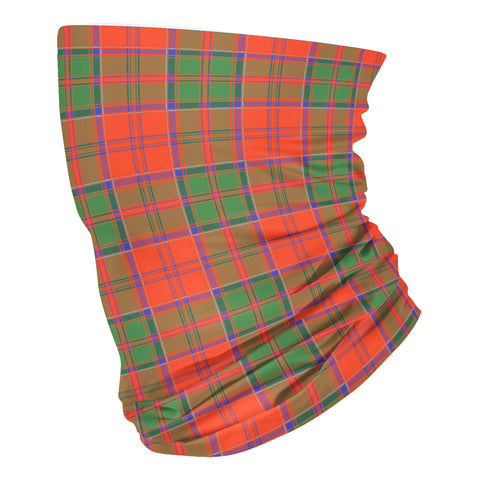 Scottish Grant Ancient Tartan Neck Gaiter HJ4 (USA Shipping Line)