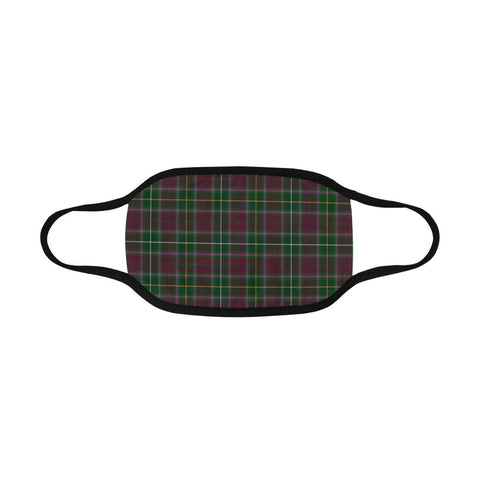 Crosbie Tartan Mouth Mask Inner Pocket K6 (Combo)