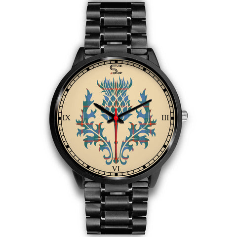 Agnew Ancient Tartan Thistle Black Watch