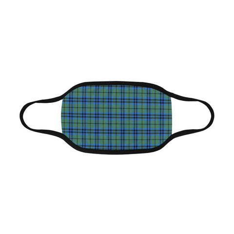 Falconer Tartan Mouth Mask Inner Pocket K6 (Combo)