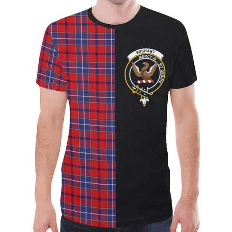 Image of Wishart Dress T-shirt Half In Me | scottishclans.co