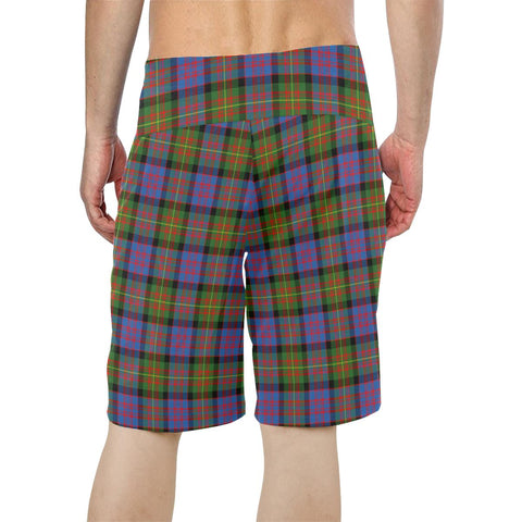 Image of Carnegie Ancient Tartan Board Shorts TH8