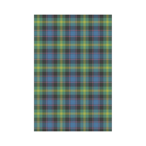 Image of Watson Ancient Tartan Flag K7