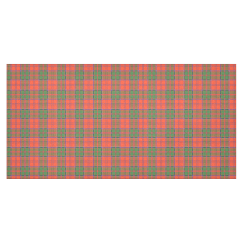 Image of Grant Ancient Tartan Tablecloth | Home Decor