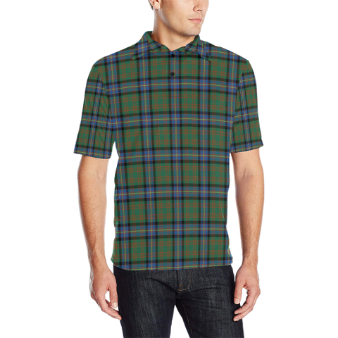 Image of Cochrane Ancient  Tartan Polo Shirt